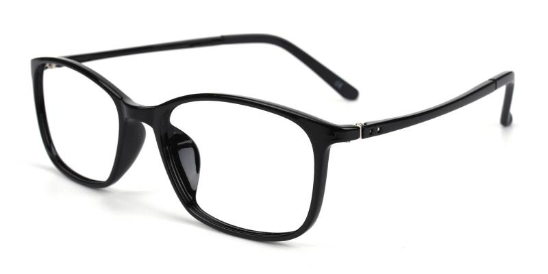 Jerry-Black-Eyeglasses