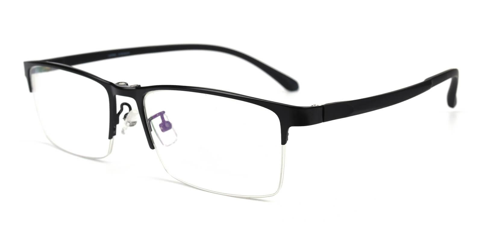 Lucas-Black-Rectangle-Metal-Eyeglasses-additional1