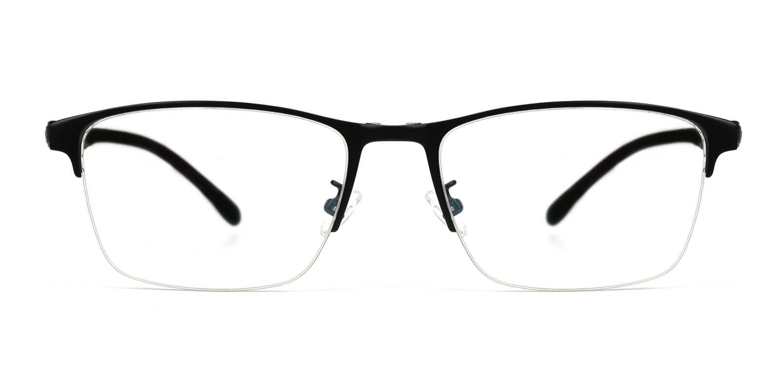 Erisy-Black-Rectangle-Metal-Eyeglasses-detail