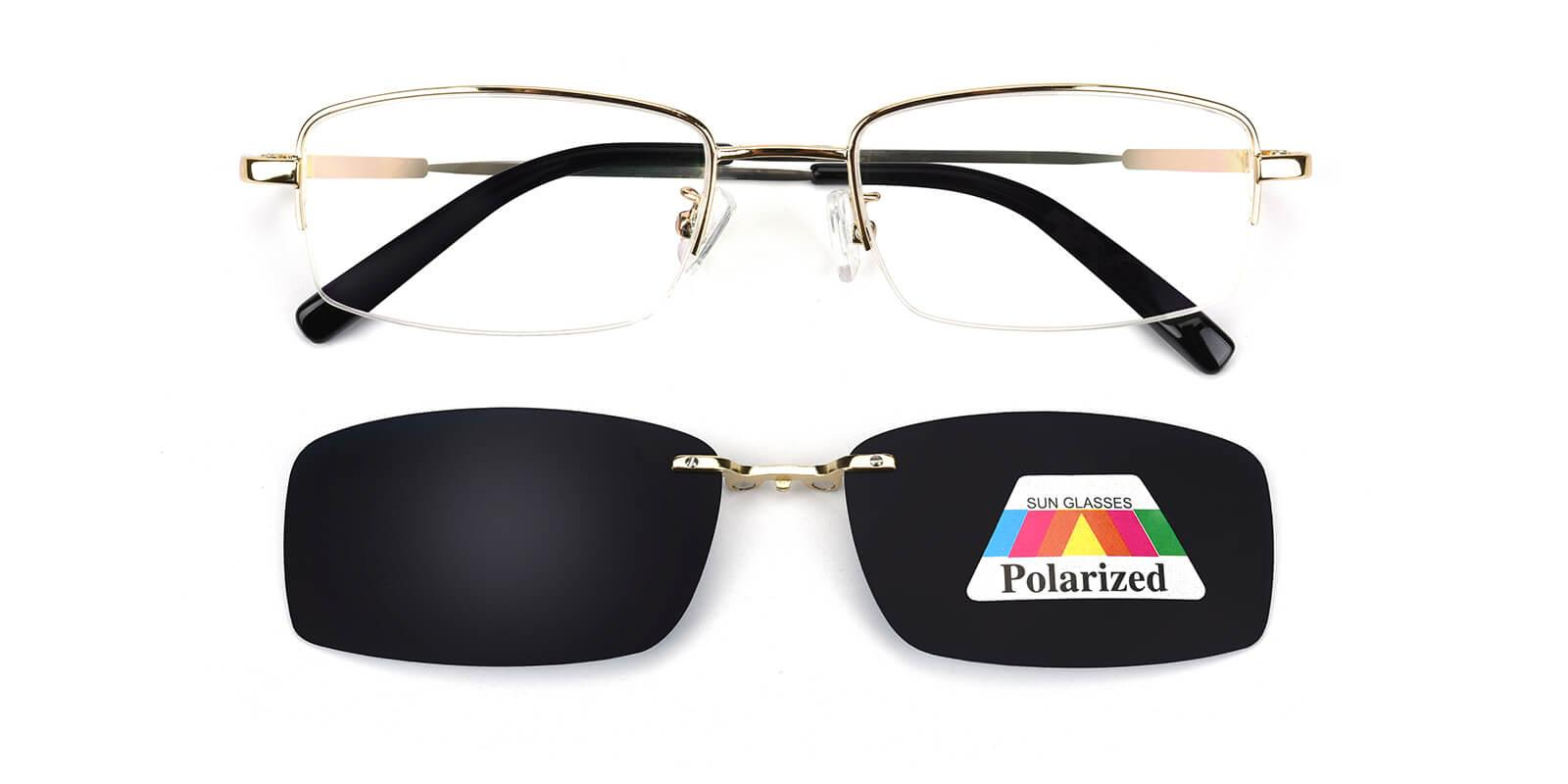 Raye-Gold-Rectangle-Metal-Eyeglasses-detail