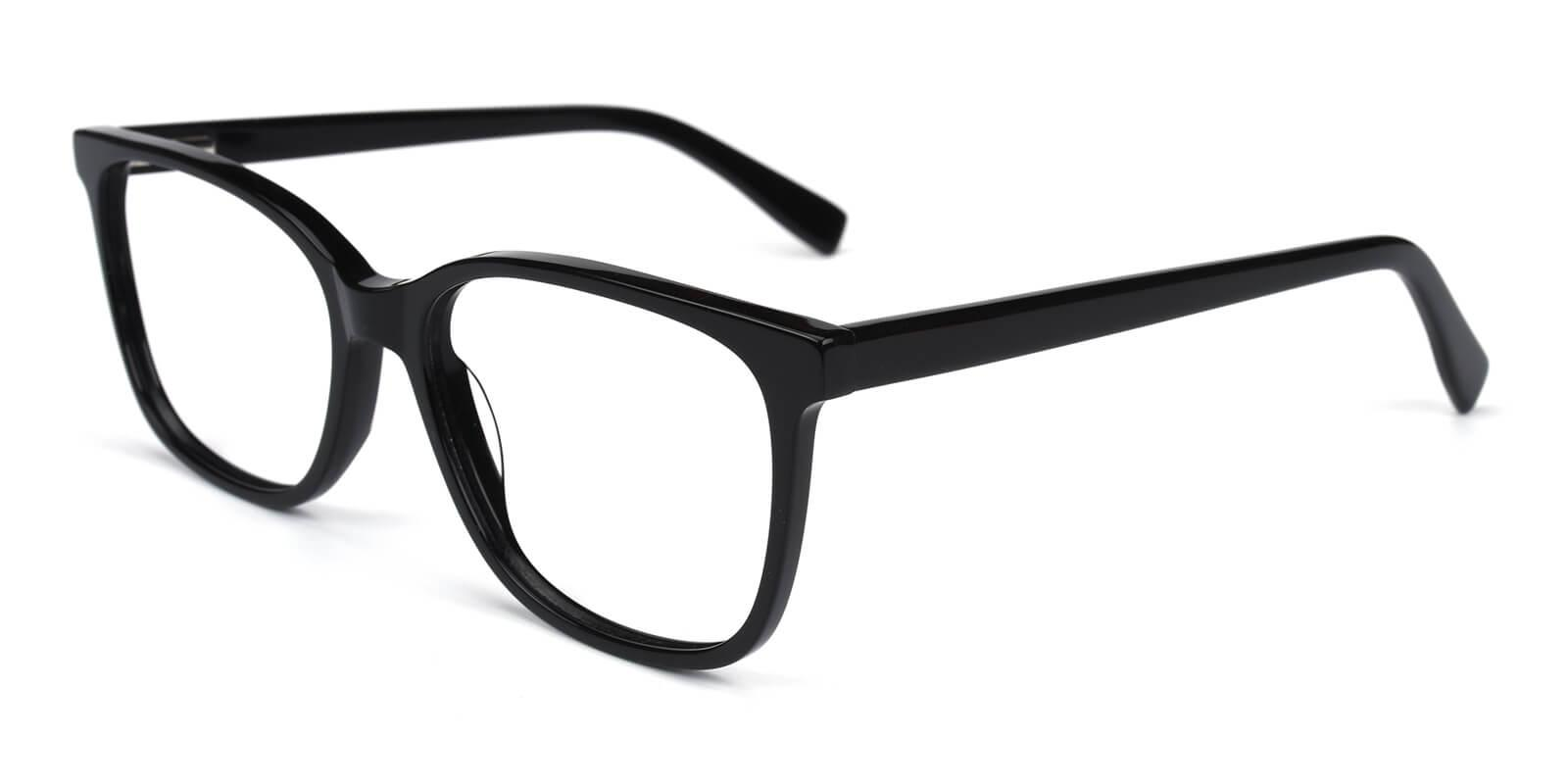Defeny-Black-Square-Acetate-Eyeglasses-detail