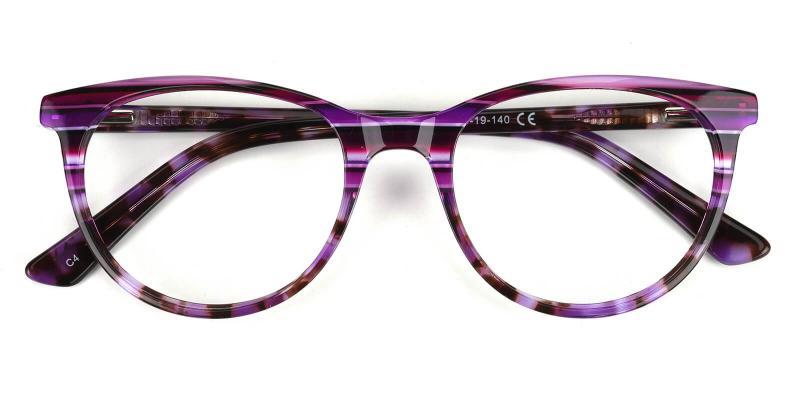 Lankas-Purple-Eyeglasses
