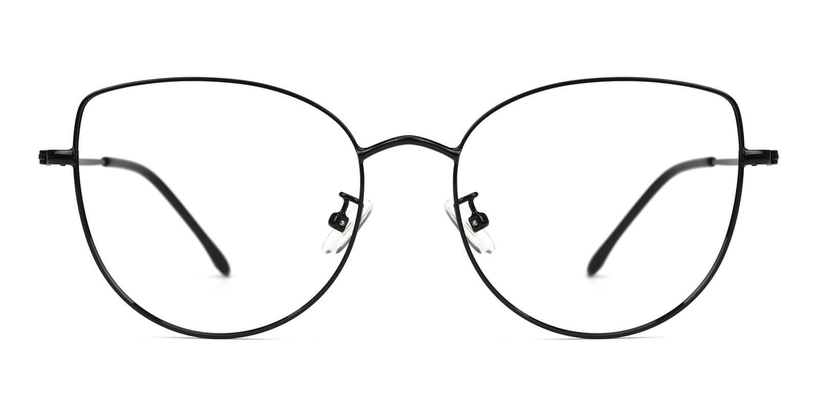 Kayla-Black-Cat-Metal-Eyeglasses-detail