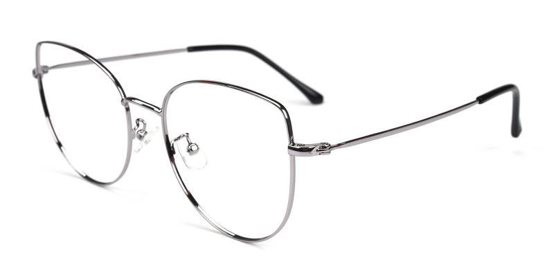 Kayla-Silver-Eyeglasses