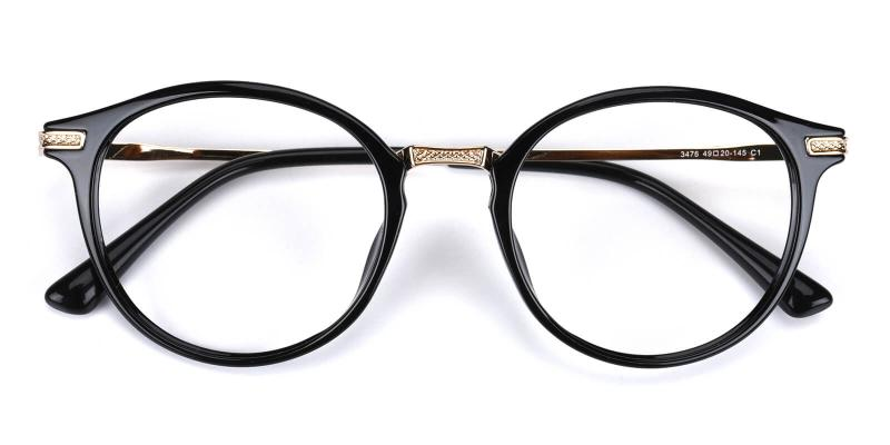 Rebel-Black-Eyeglasses