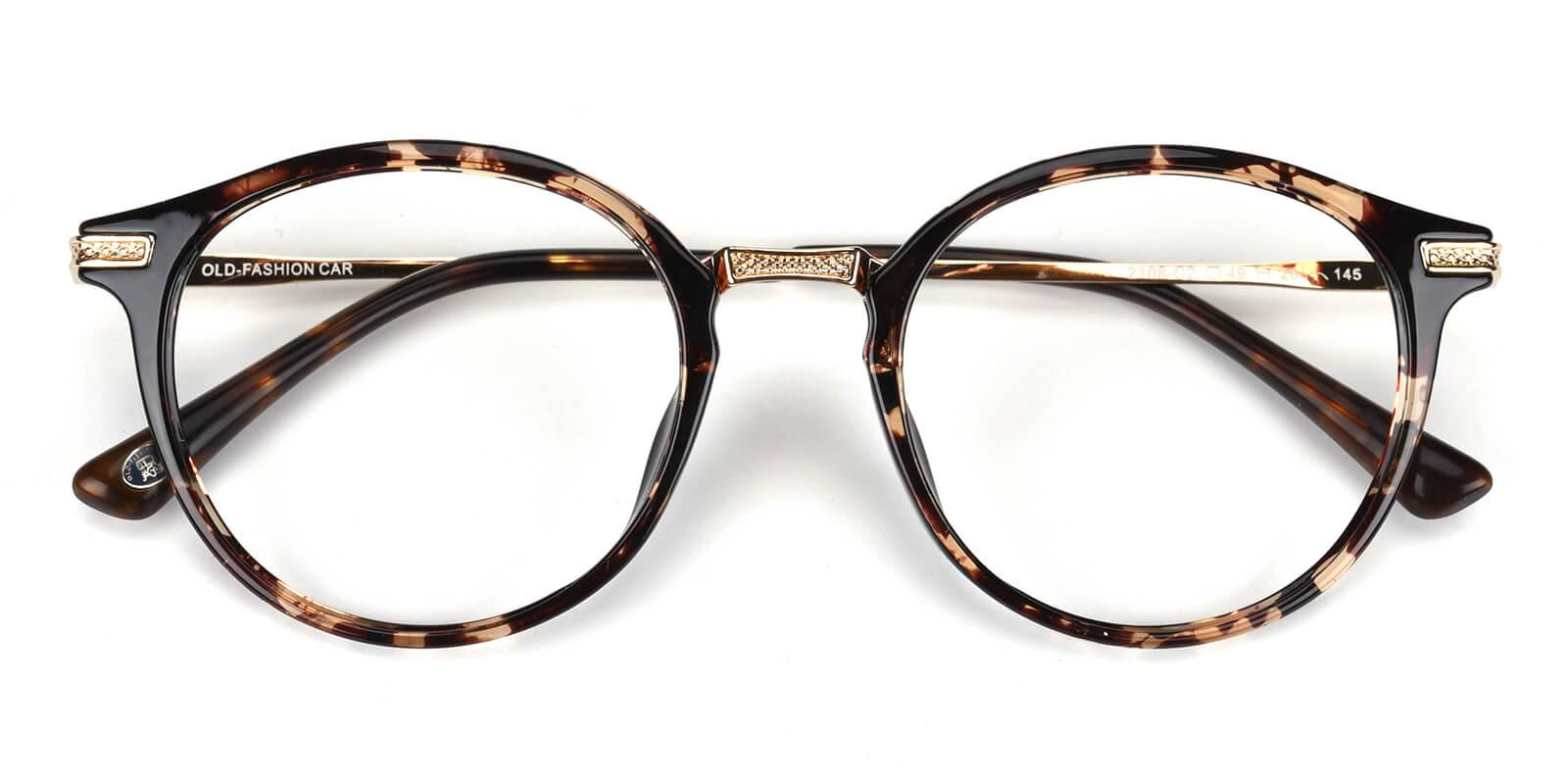 Rebel-Tortoise-Round-Combination-Eyeglasses-detail