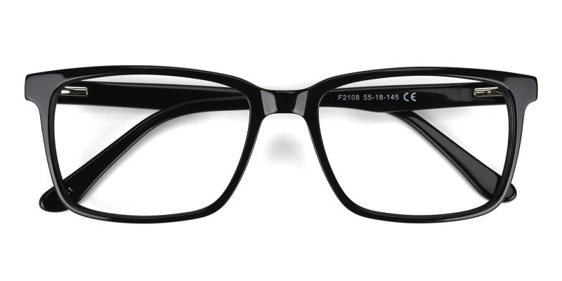 Sakou-Black-Eyeglasses
