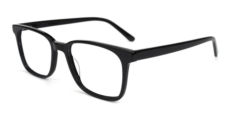 Kattan-Black-Eyeglasses