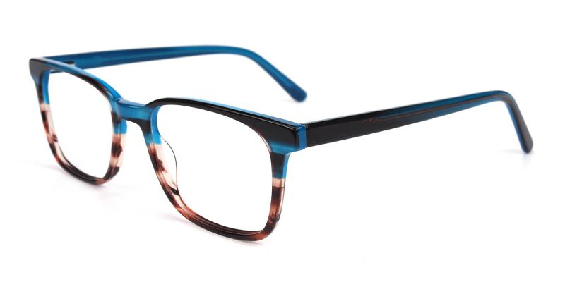 Kattan-Blue-Eyeglasses