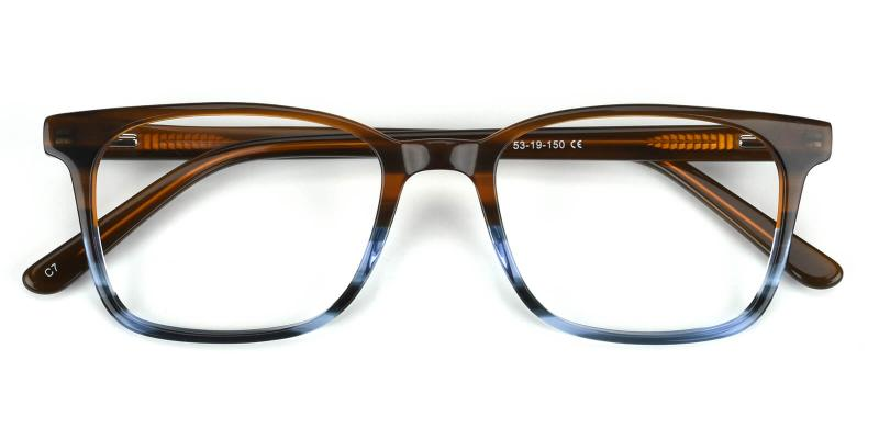 Kattan-Brown-Eyeglasses