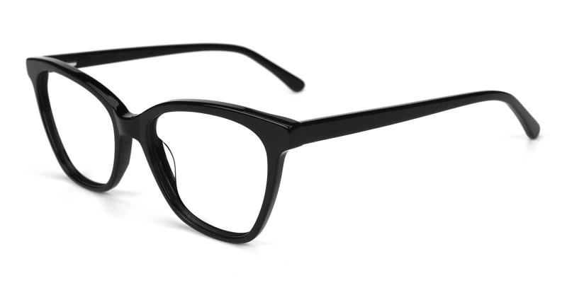 Castely-Black-Eyeglasses
