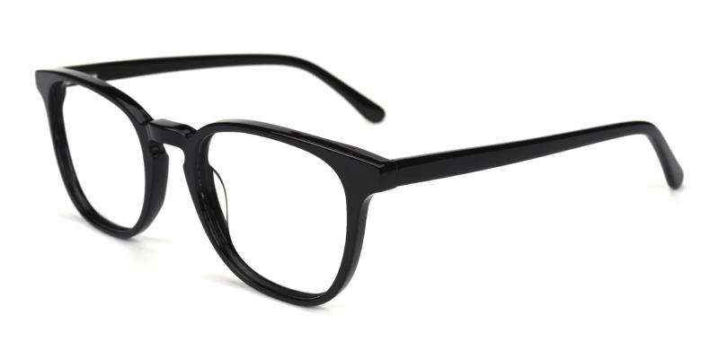 Genius-Black-Eyeglasses