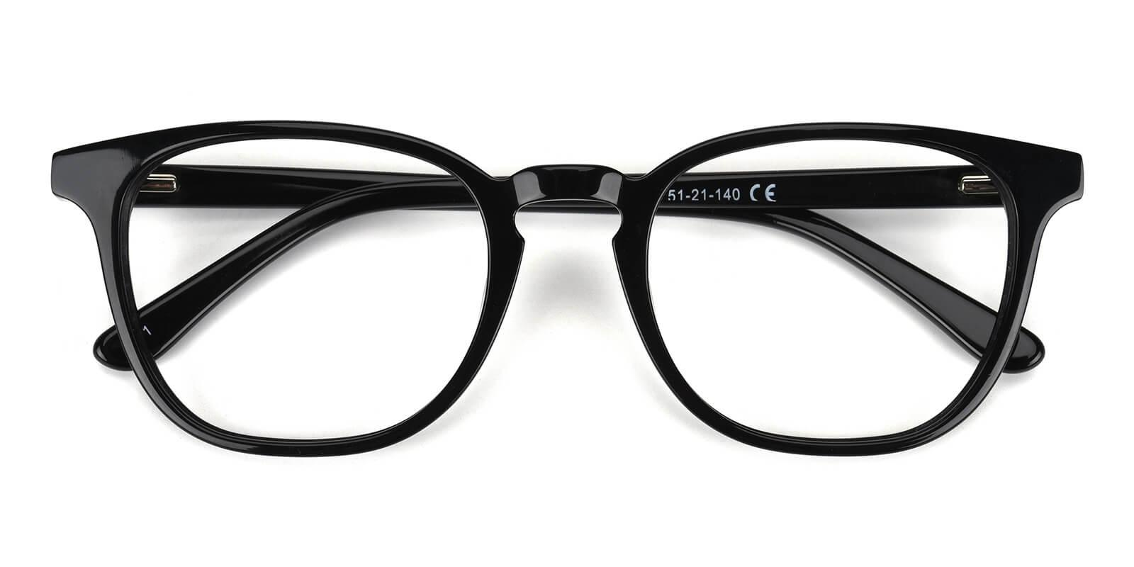 Genius-Black-Square-Acetate-Eyeglasses-detail