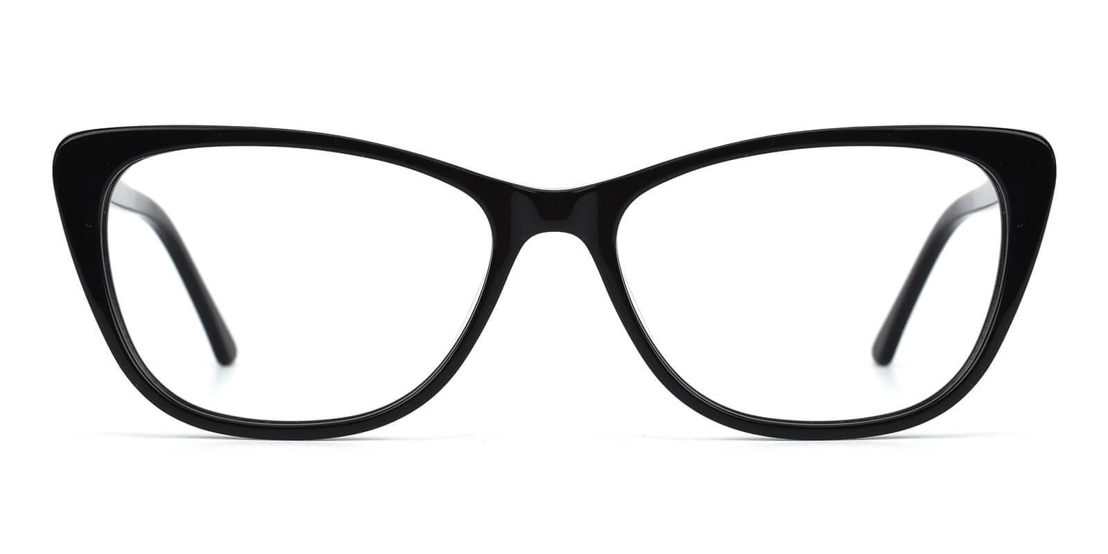 Tersaki-Black-Cat-Acetate-Eyeglasses-detail