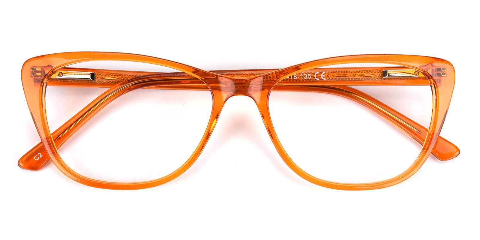 Tersaki-Orange-Cat-Acetate-Eyeglasses-detail