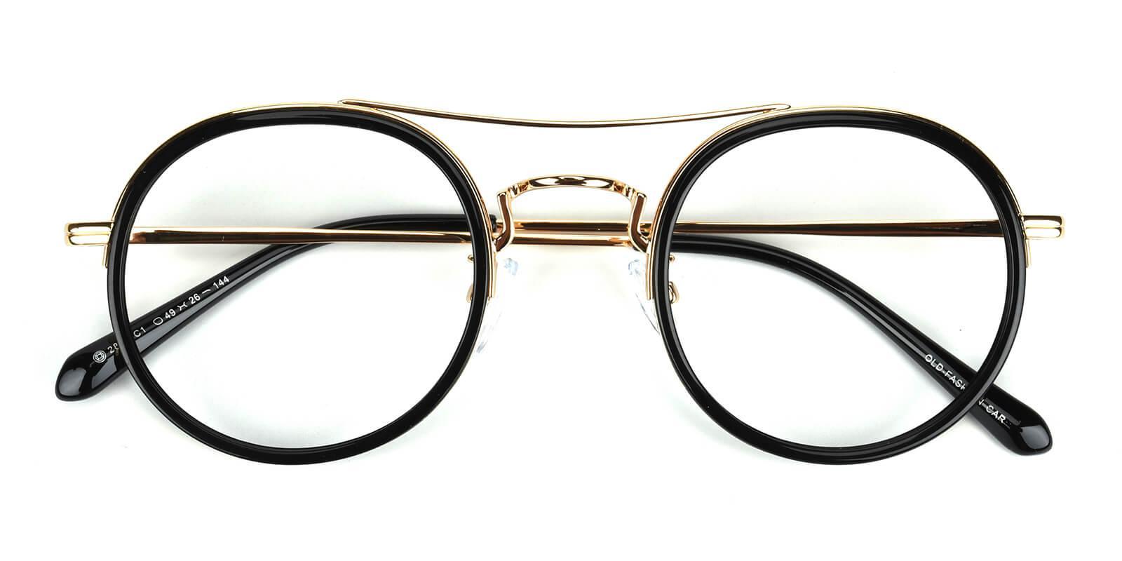 Teddy-Gold-Aviator-Combination-Eyeglasses-detail