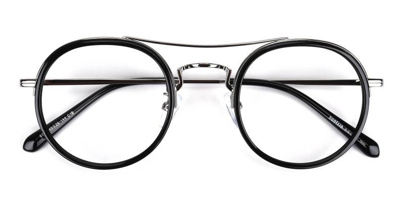 Teddy-Silver-Eyeglasses