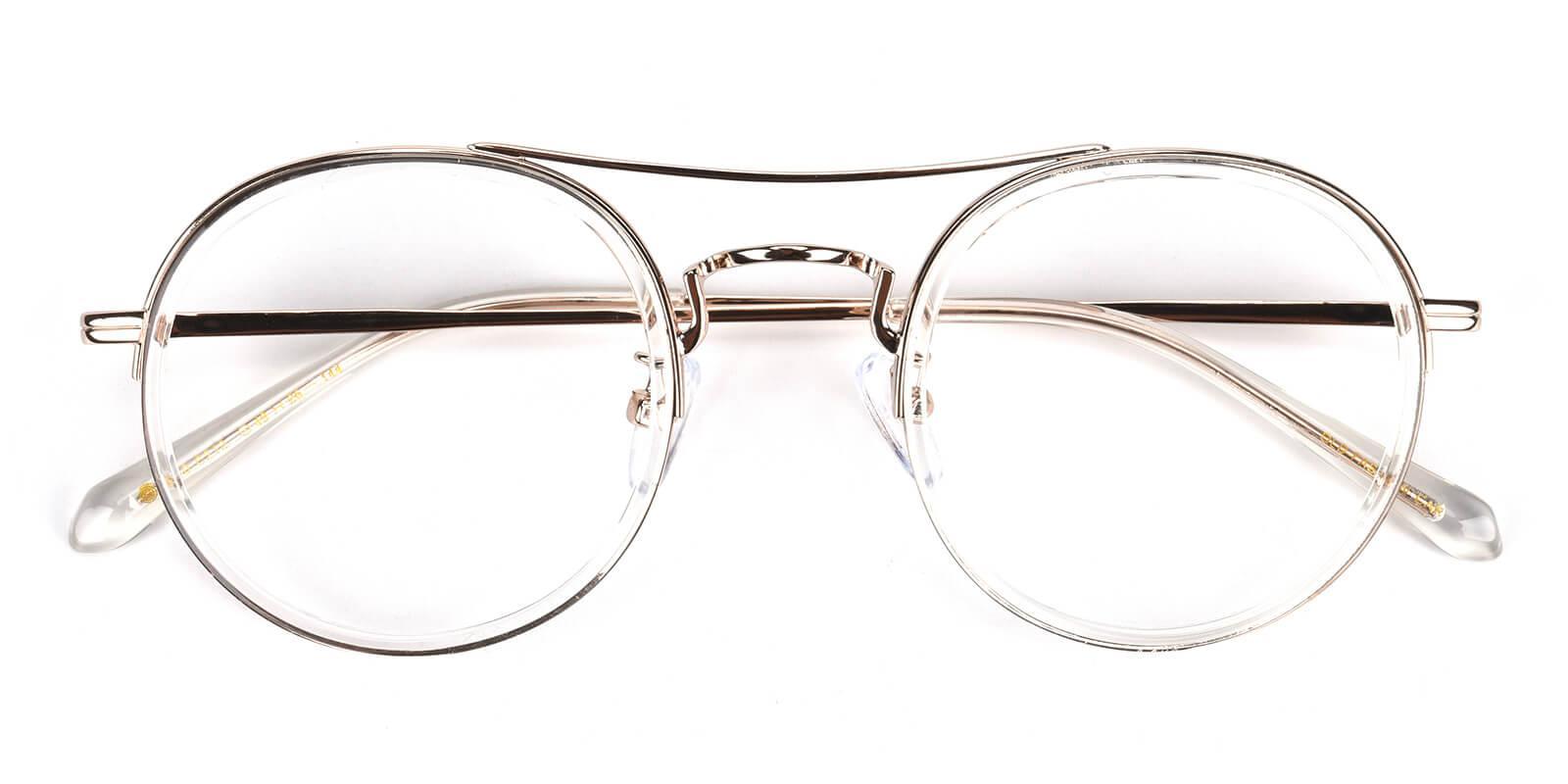 Teddy-Translucent-Aviator-Combination-Eyeglasses-detail