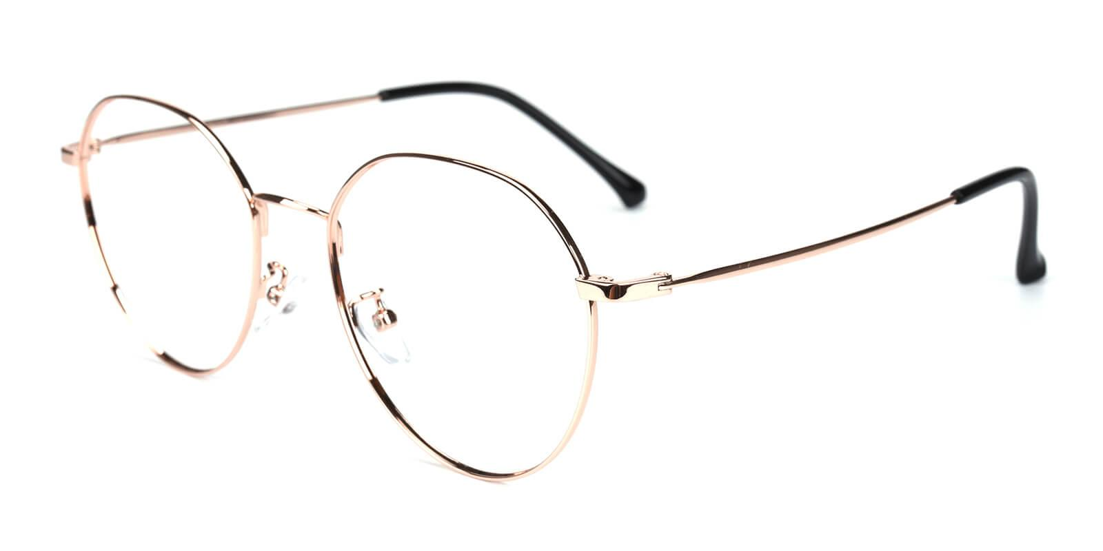 Maya-Gold-Round-Metal-Eyeglasses-additional1