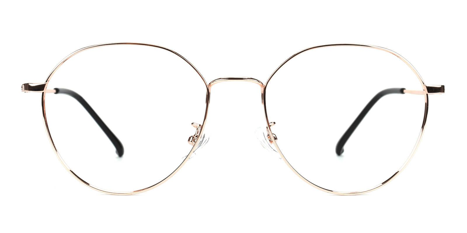 Maya-Gold-Round-Metal-Eyeglasses-additional2