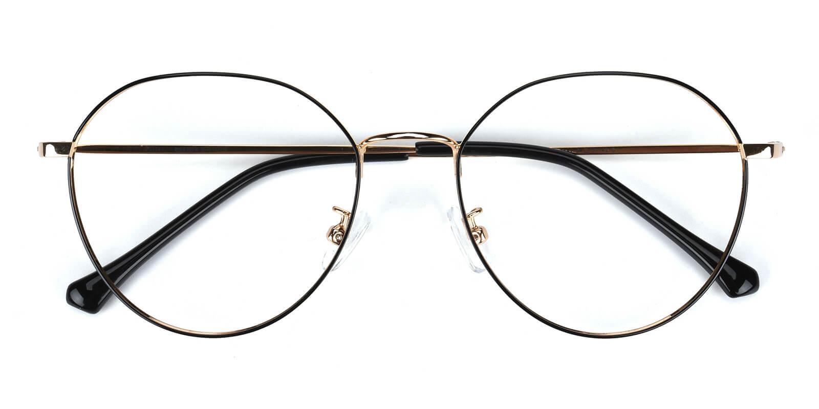 Maya-Multicolor-Round-Metal-Eyeglasses-detail