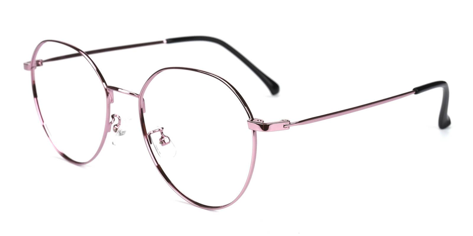 Maya-Purple-Round-Metal-Eyeglasses-additional1