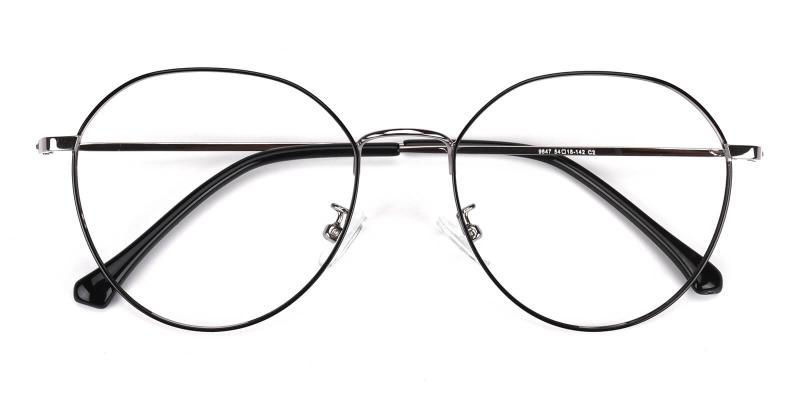 Maya-Silver-Eyeglasses
