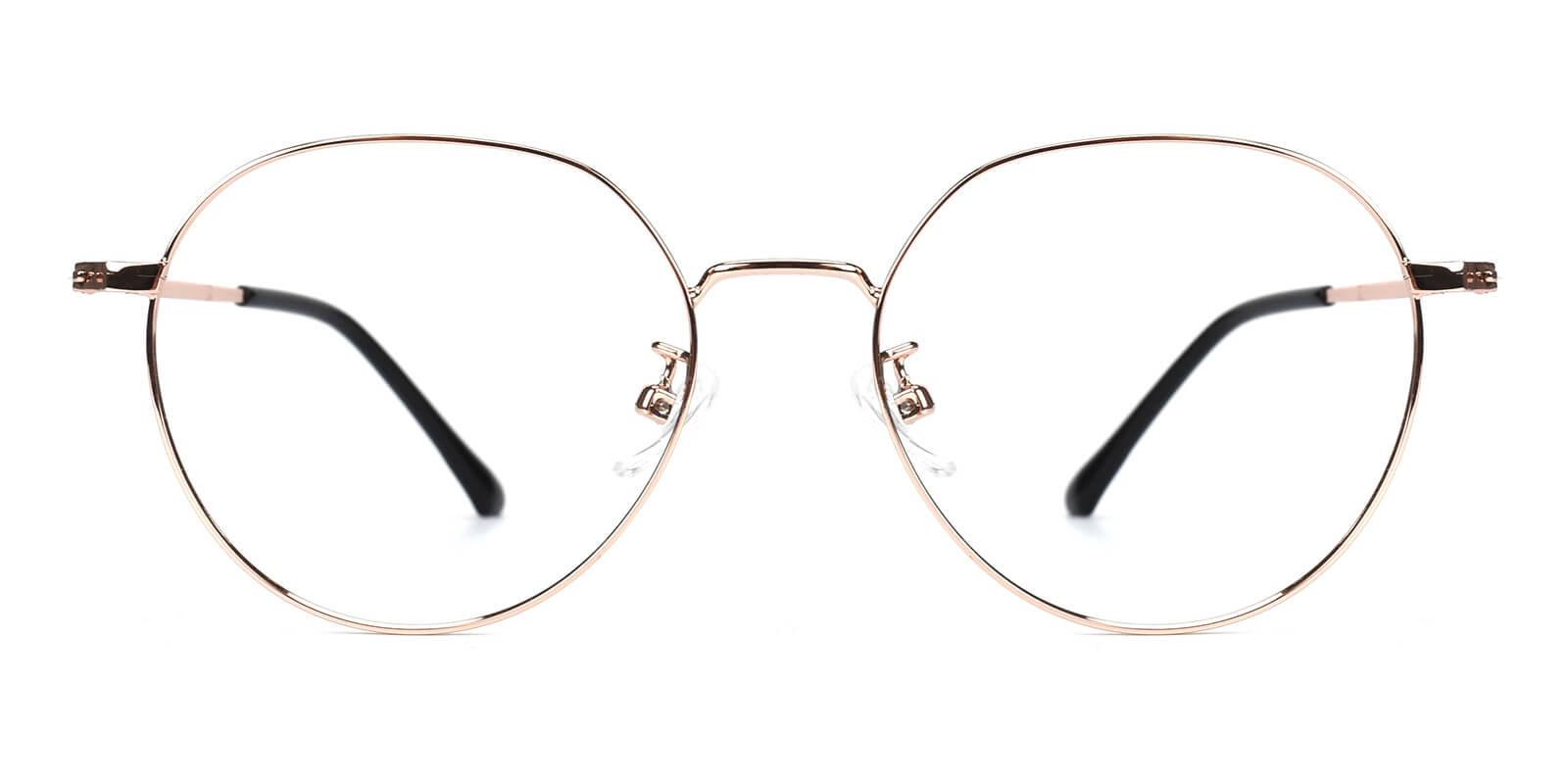 Amorous-Gold-Round-Metal-Eyeglasses-additional2