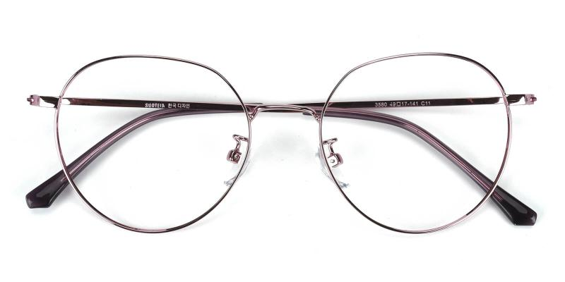 Amorous-Purple-Eyeglasses