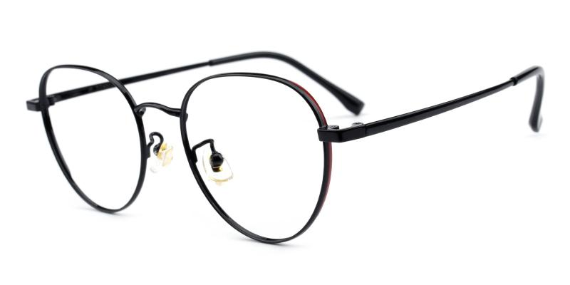 Serina-Black-Eyeglasses