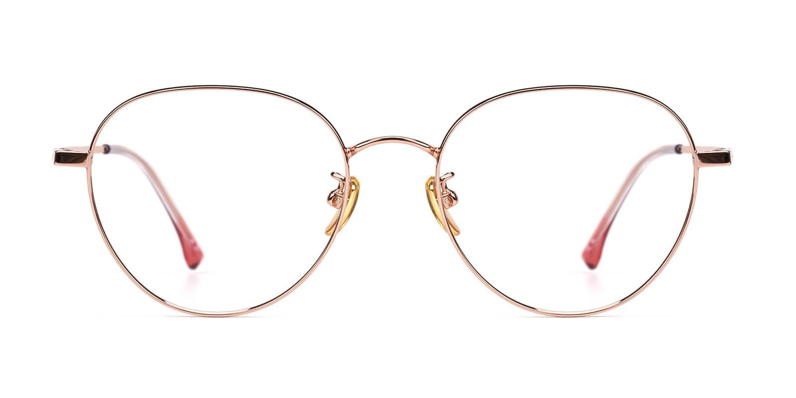 Serina-Gold-Round-Titanium-Eyeglasses-additional2