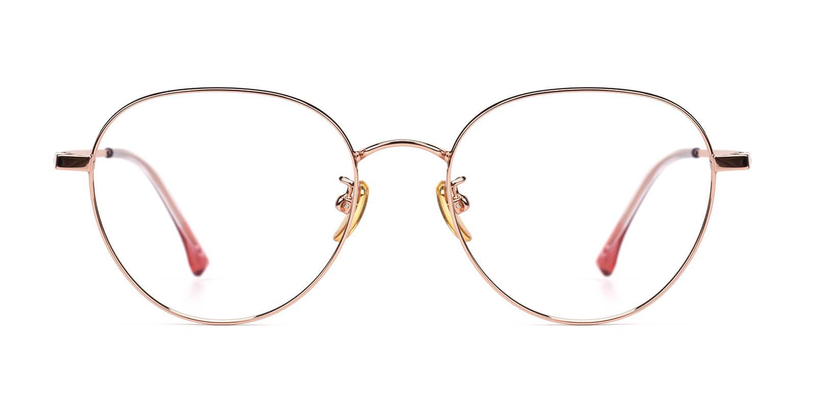 Serina-Gold-Round-Titanium-Eyeglasses-detail
