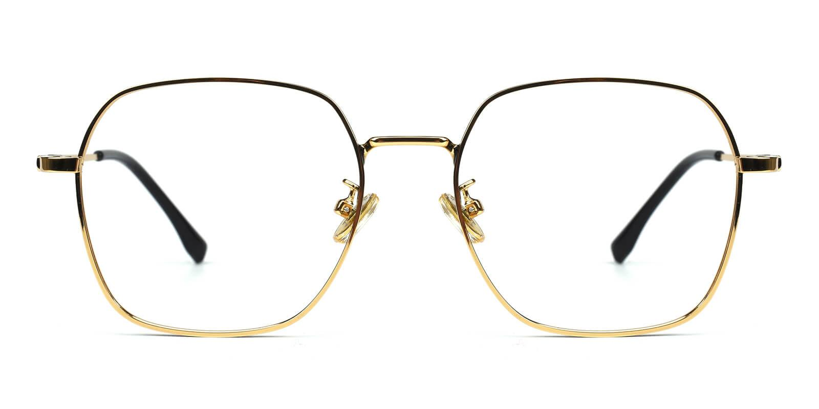 Vincoy-Gold-Square-Metal-Eyeglasses-additional2