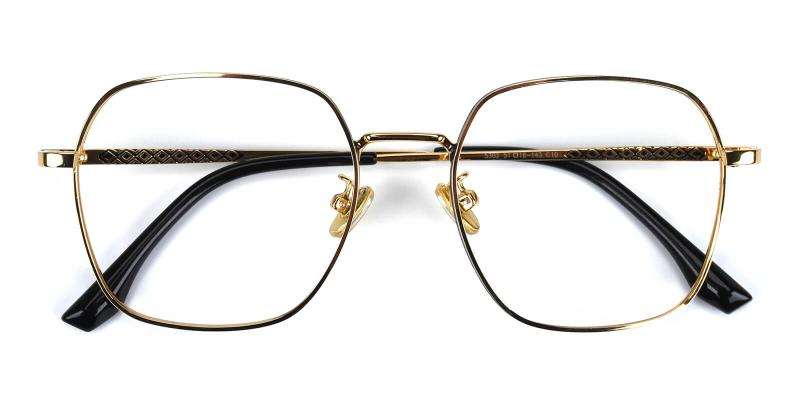 Vincoy-Gold-Eyeglasses