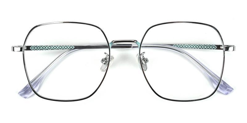 Vincoy-Silver-Eyeglasses