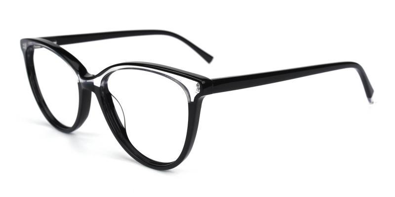 Galaxy-Black-Eyeglasses