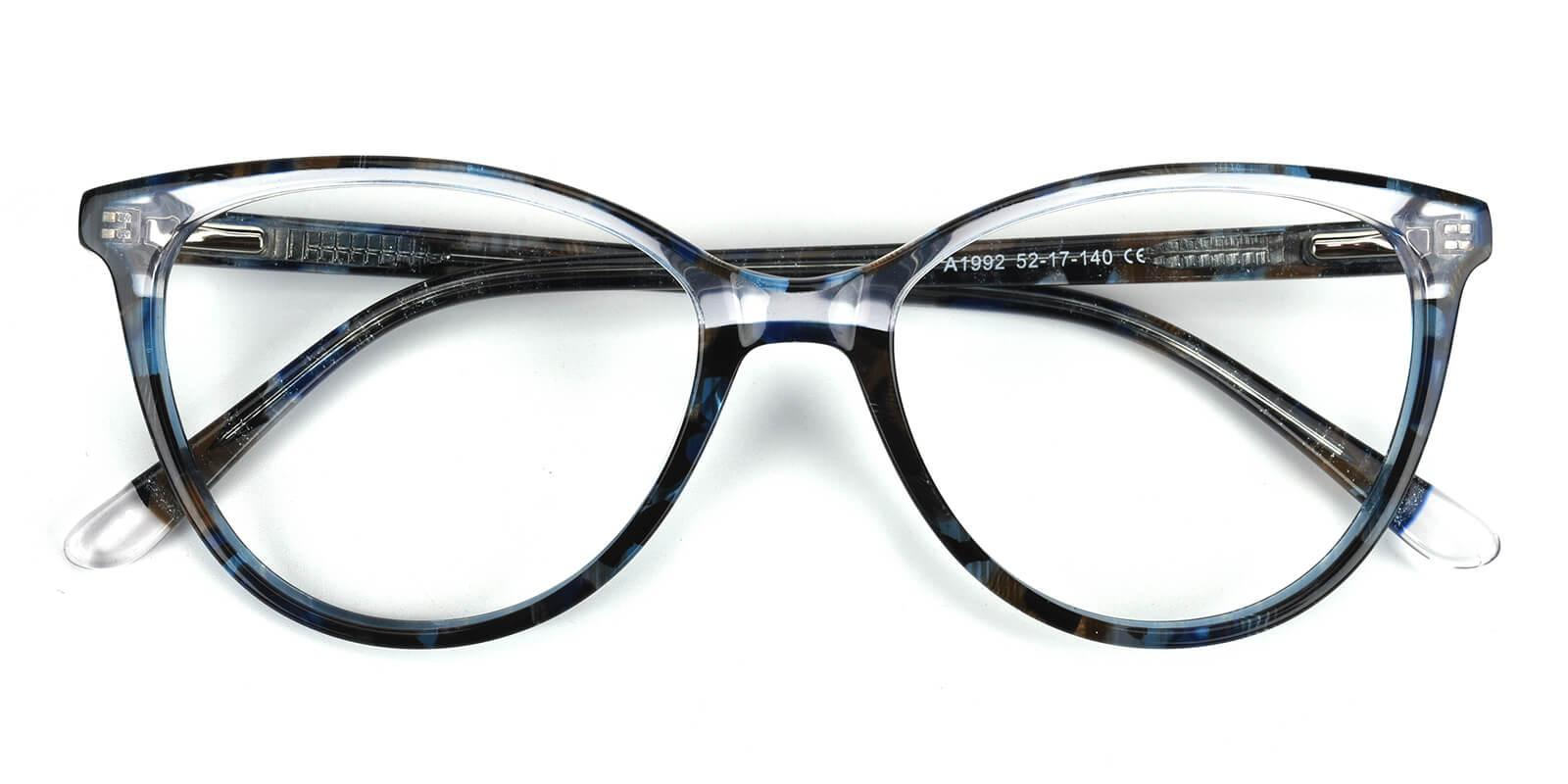 Galaxy-Multicolor-Cat-Acetate-Eyeglasses-detail