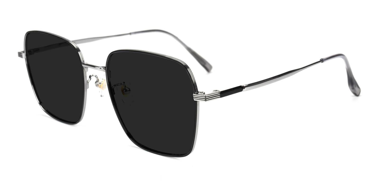 Lizzy-Black-Square-Titanium-Sunglasses-additional1
