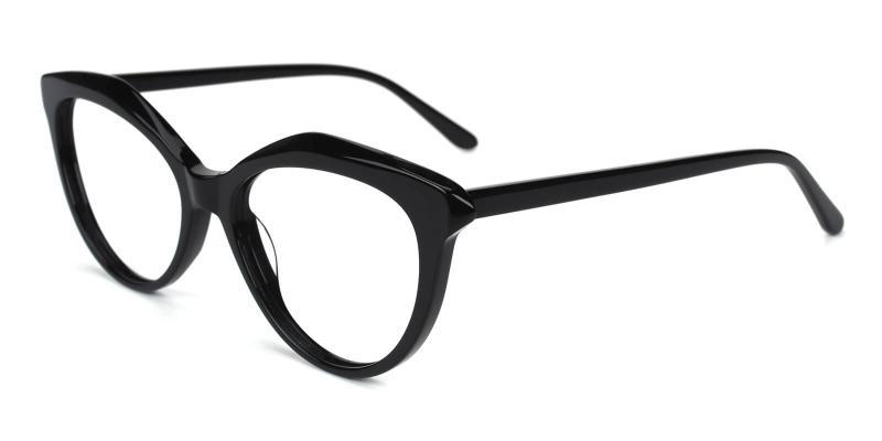 Akali-Black-Eyeglasses