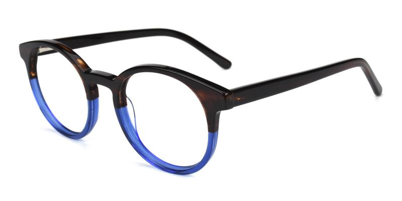 Chocolate-Multicolor-Eyeglasses