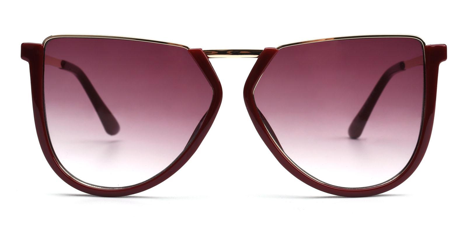 Echo-Red-Geometric-Combination-Sunglasses-additional2