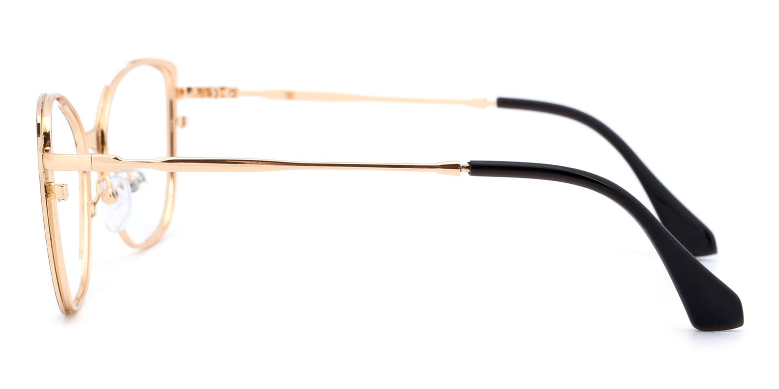 Flora-Black-Cat-Combination-Eyeglasses-detail