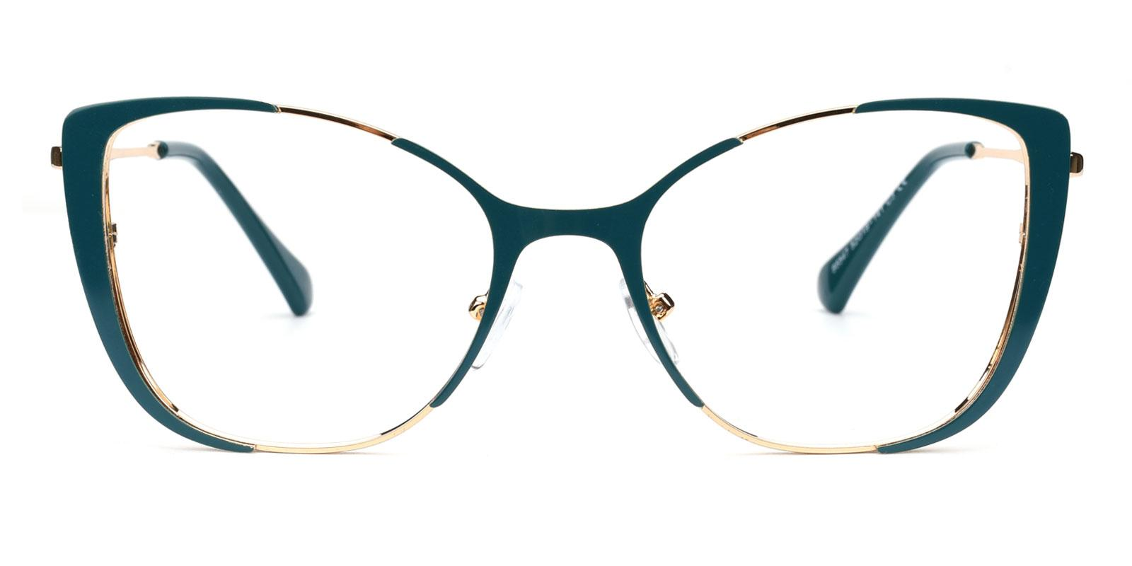 Flora-Green-Cat-Combination-Eyeglasses-additional2