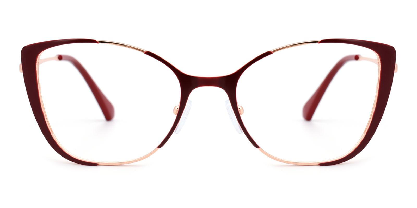 Flora-Red-Cat-Combination-Eyeglasses-detail