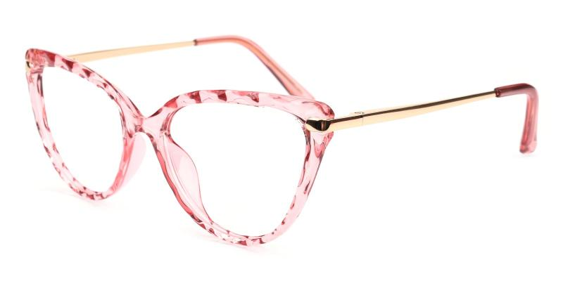 Truda-Pink-Eyeglasses