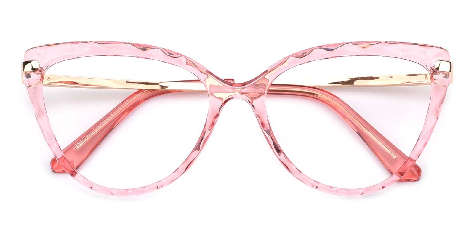 Truda-Pink-Cat-Combination-Eyeglasses-detail