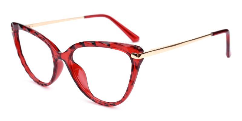 Truda-Red-Eyeglasses