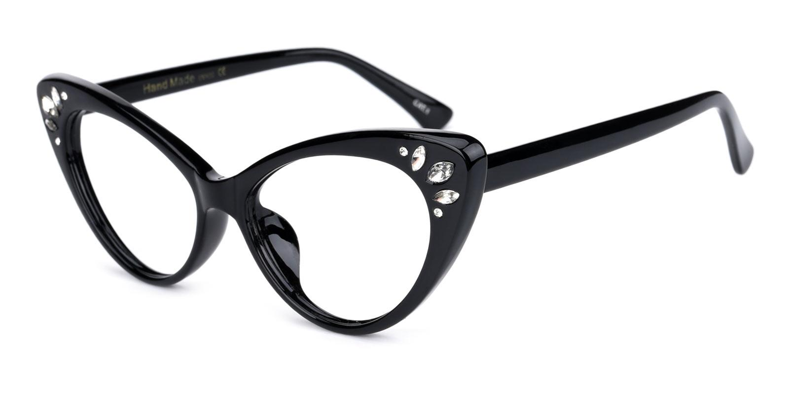Samber-Black-Cat-Plastic-Eyeglasses-additional1