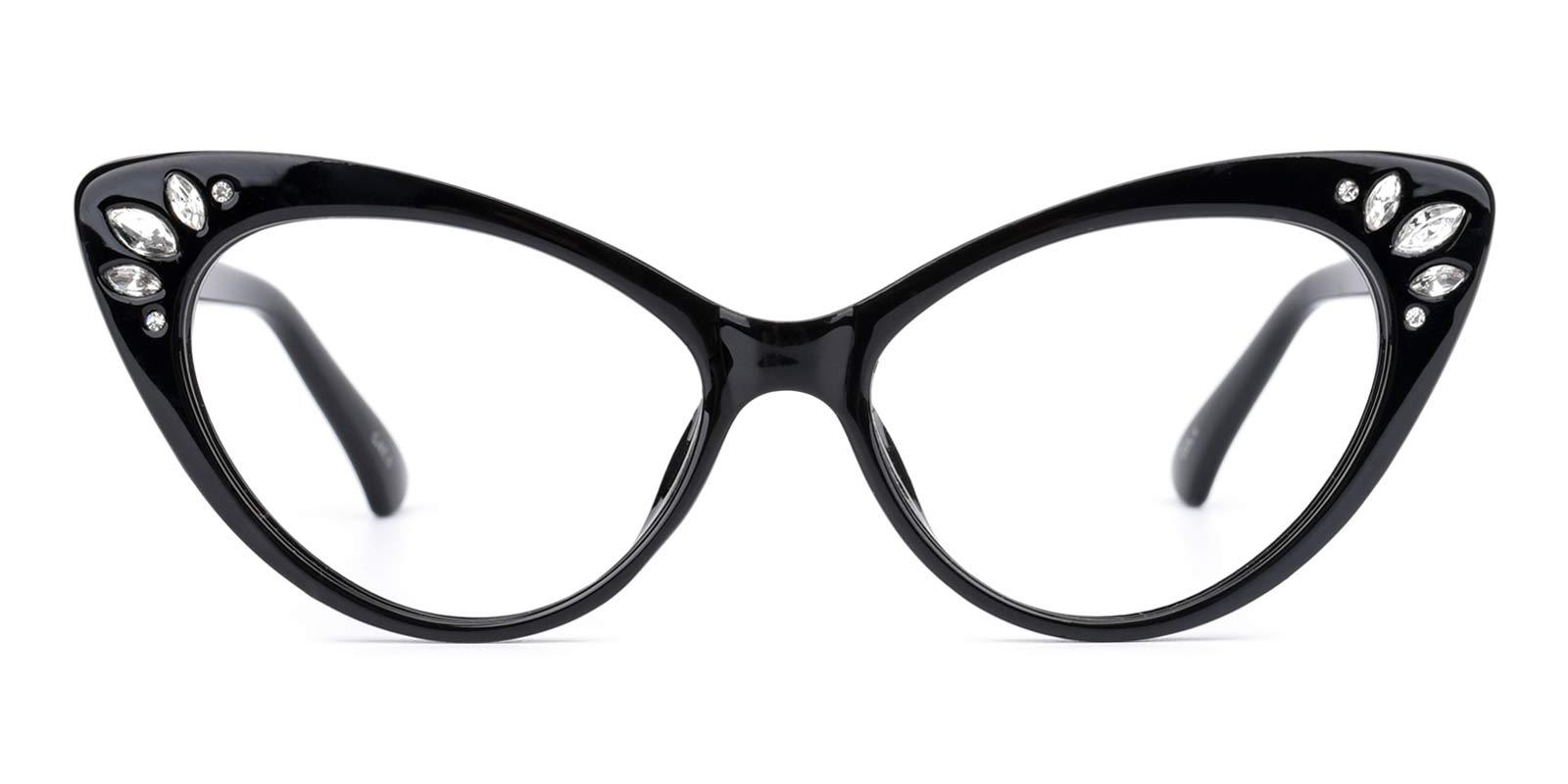 Samber-Black-Cat-Plastic-Eyeglasses-additional2