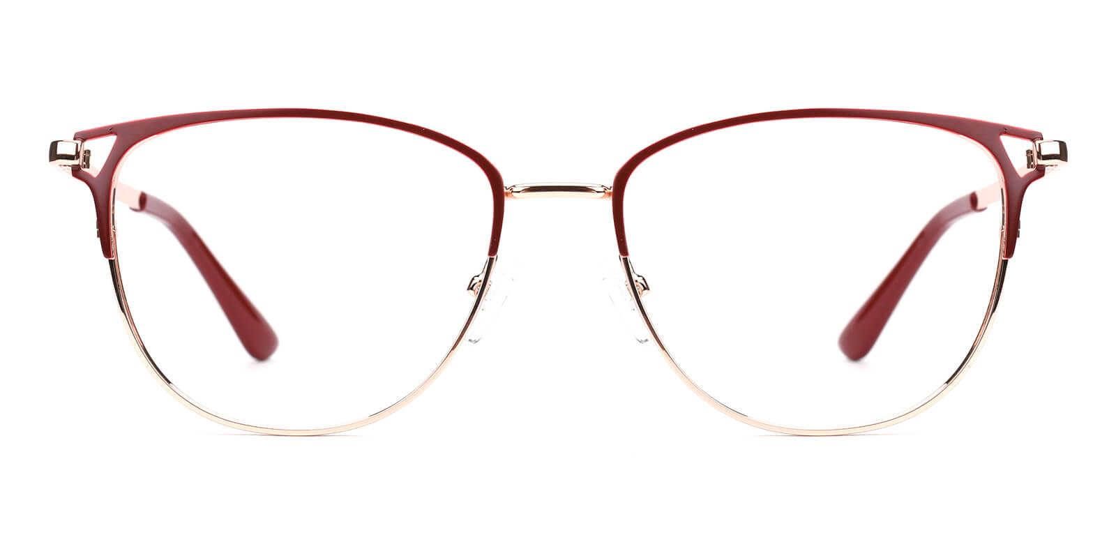 Geraldine-Red-Browline-Metal-Eyeglasses-additional2